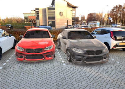 Cars in AR